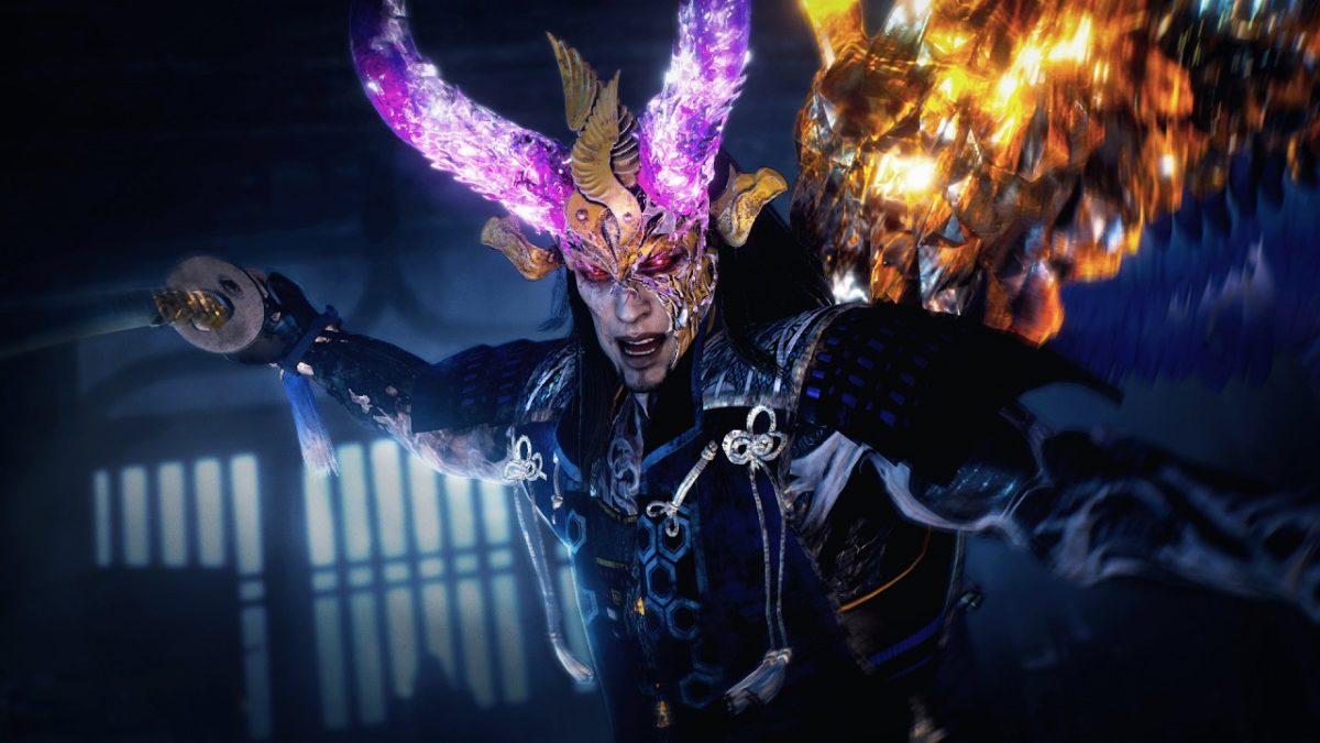 Nioh 2 Oni Story trailer