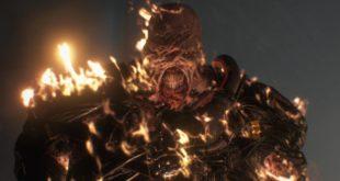 Resident Evil 3 Remake nos presenta a Némesis
