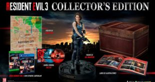 Resident Evil 3 Remake RE3-Collectors-Edition_ESP