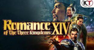 Nuevas características de Romance of the Three Kingdoms XIV