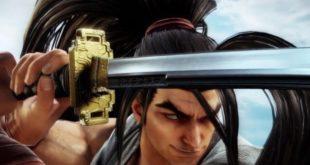 Haohmaru protagoniza el nuevo gameplay de SoulCalibur VI