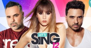 Análisis Let's Sing 12: El karaoke para toda la familia