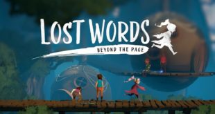 Lost Words: Beyond the Page anunciado para PS4
