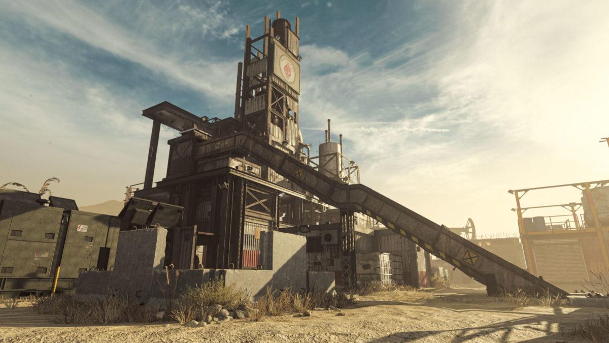 Call of Duty Modern Warfare PS4 Temporada 2 Rust