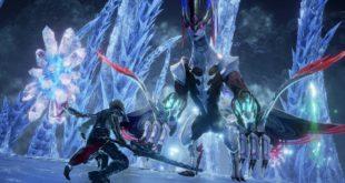 Code Vein Frozen Empress DLC