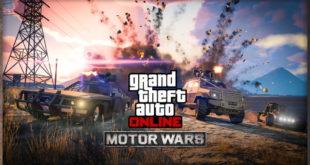 GTA ONLINE - 1 30 2020 - MOTOR WARS