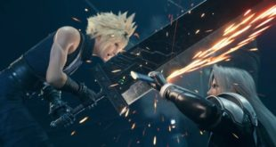 Final Fantasy VII Remake nos enseña su increíble intro.