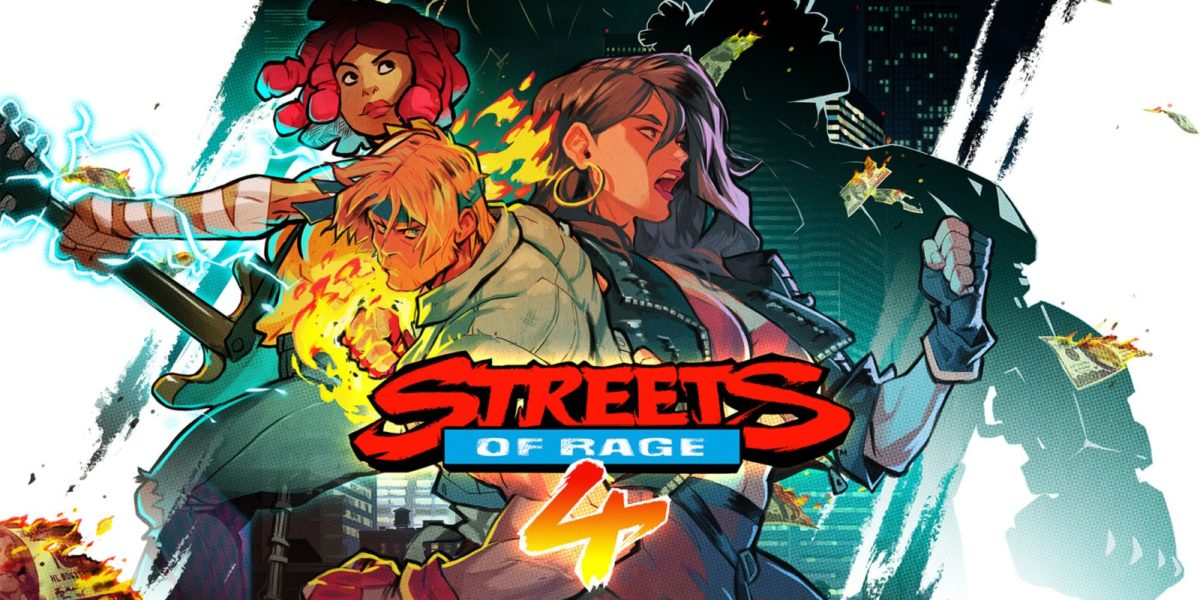 streets of rage 4 main theme