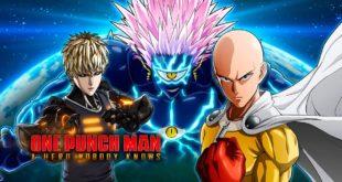 Análisis de One Punch Man: A Hero Nobody Knows – Nace un nuevo Héroe