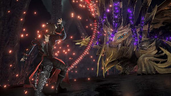 Code Vein DLC 3 Lord of Thunder