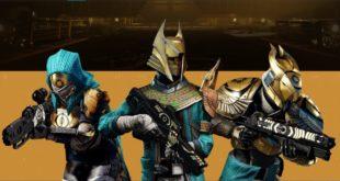 Destiny 2 Temporada de los Dignos