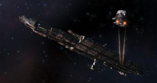 Elite Dangerous se prepara para recibir una nueva nave, los Fleet Carriers