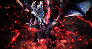 Monster Hunter World Iceborne presenta a Alatreon