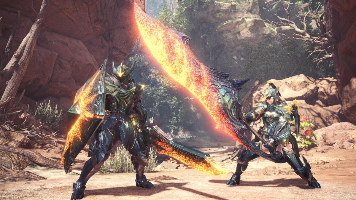 Monster Hunter World Iceborne Raginb Brachydios