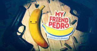 My Friend Pedro ya tiene fecha en PS4