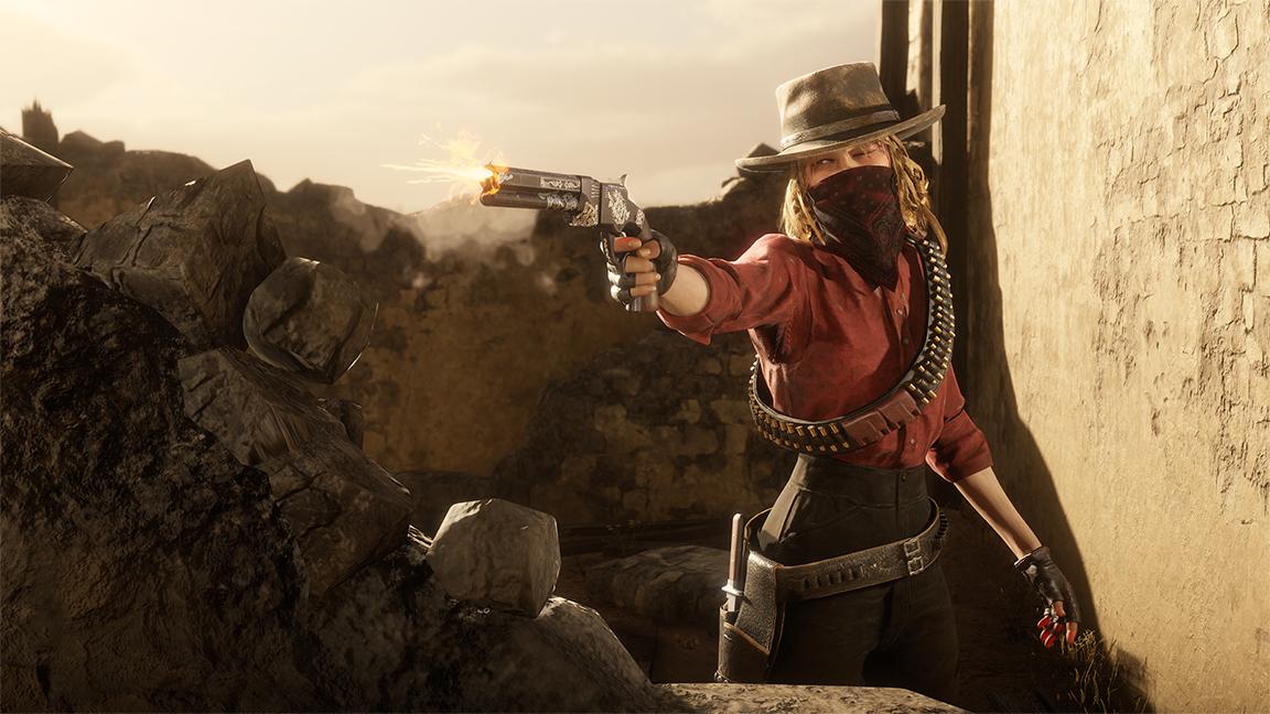 Red Dead Online - 3 3 2020 - Screen 1