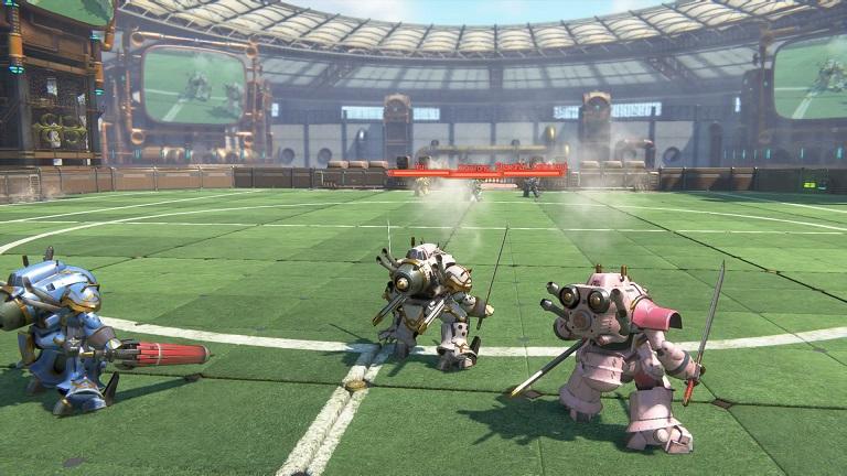 Sakura Wars _Combat_screenshot2