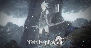 Nier Replicant Remaster anunciado para PS4