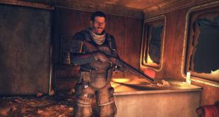 Fallout 76 Wastelanders vestimenta de veterano