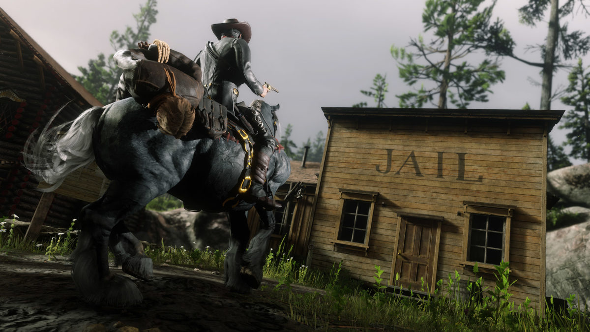 Red Dead Online - 3 31 2020 - Bounty Hunter