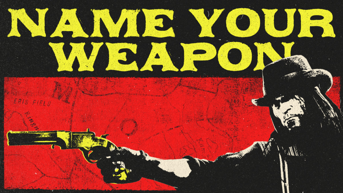 Red Dead Online - 3 31 2020 - Name_Your_Weapon