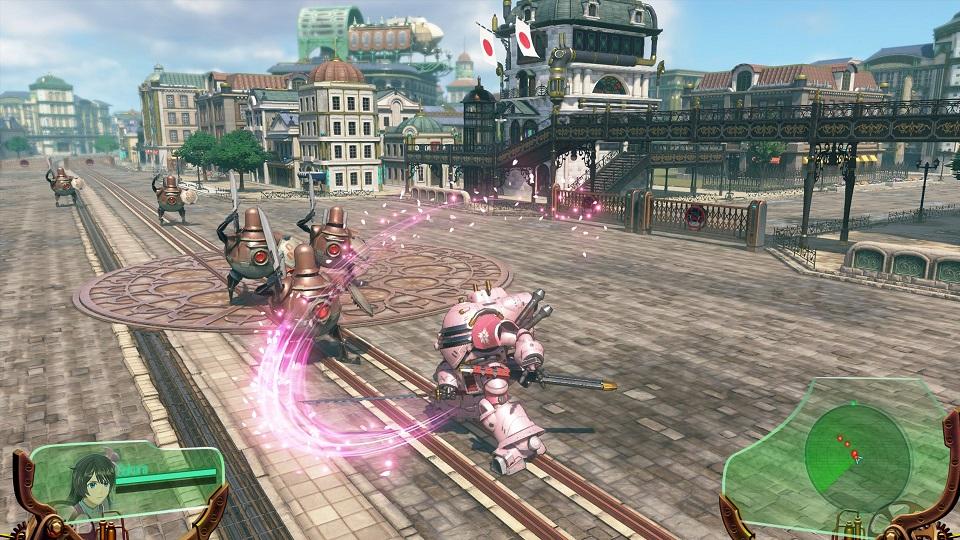Sakura Wars _DemonConflict_screenshot1