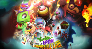 Yooka-Laylee and the Impossible Lair new theme