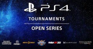 Los Torneos PS4 se renuevan con las Open Series