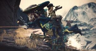 El Viejo Oeste en el tercer DLC de Borderlands 3