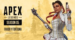 Apex Legends Loba Andrade Temporada 5 Favor y Fortuna