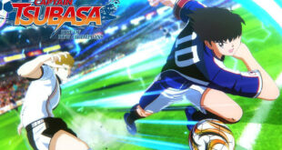 Captain Tsubasa Rise of New Champions main theme