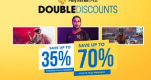 PlayStation Store recibe los dobles descuentos