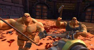 El simulador de Gladiadores Gorn salta a la arena en PlayStation VR