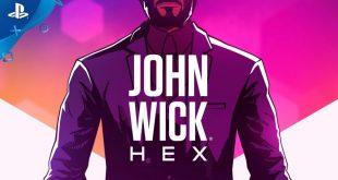 John Wick Hex Ps4 main theme