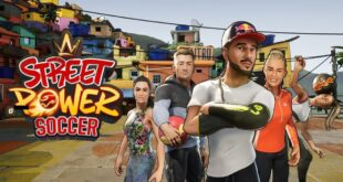 Street Power Football llegará este verano a Playstation 4