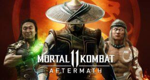 Análisis Mortal Kombat 11: Aftermath – Tú marcas el futuro