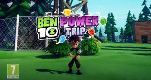 Ben 10 power trip main theme