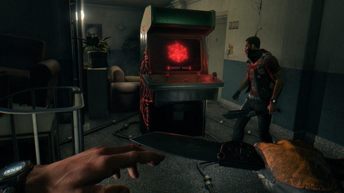 Dying Light Hellraid DLC Machine
