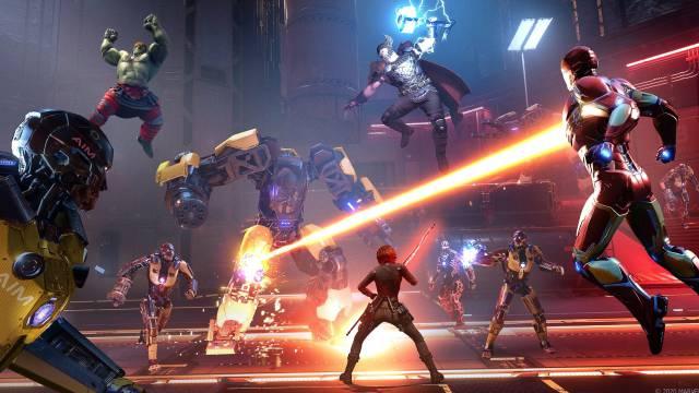 Marvel's Avengers War Table Reveal