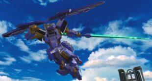 Mobile Suit Gundam Extreme vs Maxiboost On Montero