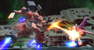 Mobile Suit Gundam Extreme vs Maxiboost On Zaku Amazing