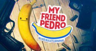 Análisis My Friend Pedro – ¡No te aplatanes!