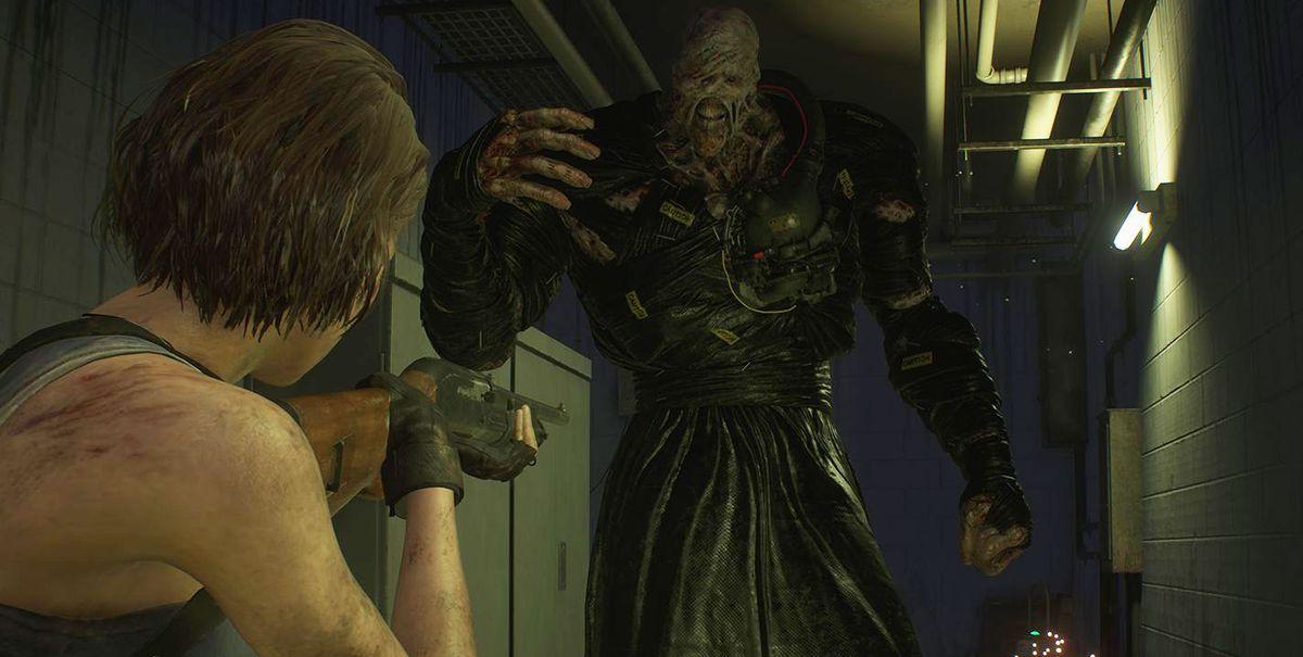 Resident Evil 3 Remake gameplay 5