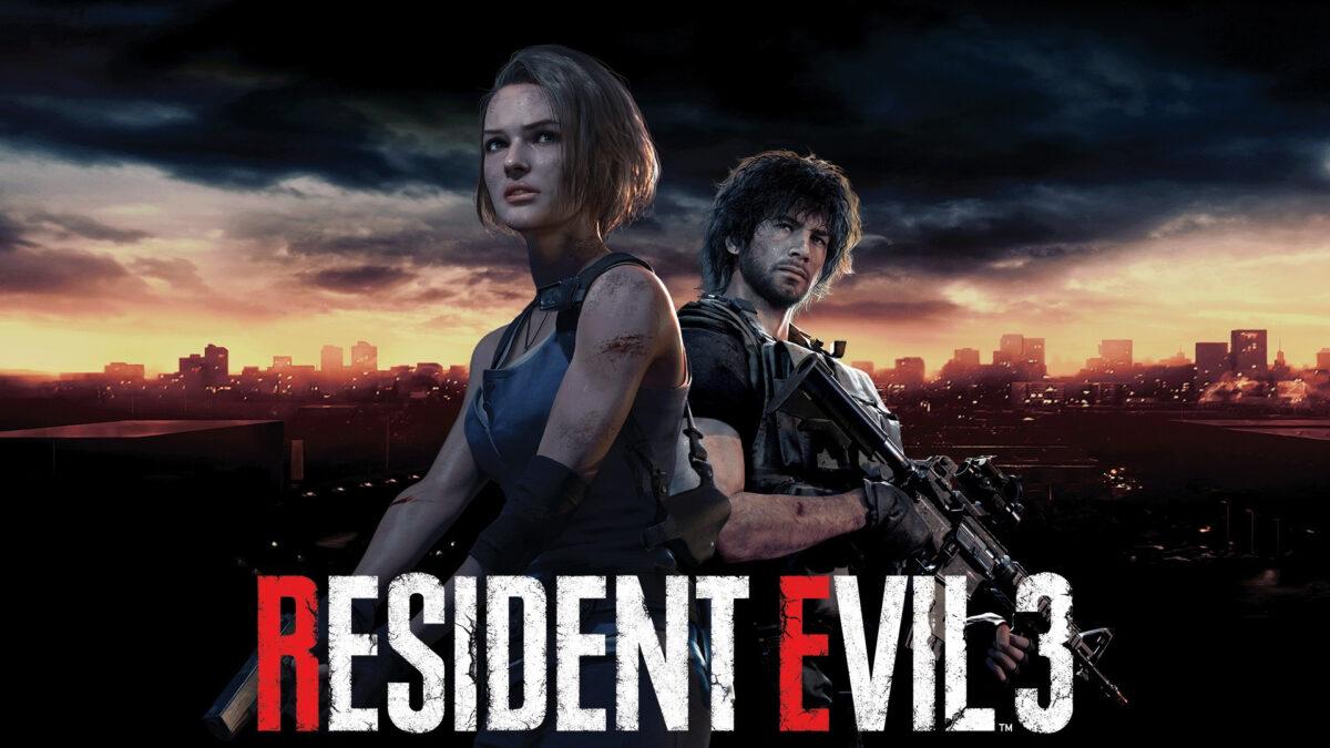 Resident Evil 3 Remake main theme