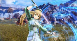 Sword Art Online Alicization Lycoris contará con personajes clásicos de la saga