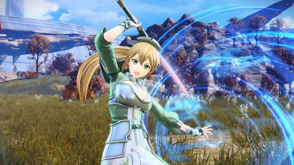 Sword Art Online Alicization Lycoris Leafa