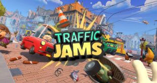 Traffic Jams muestra nuevos detalles en vídeo