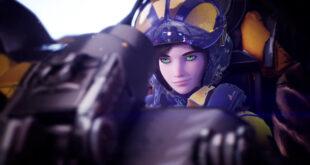 Konami y Kellworks se asocian para lanzar CYGNI: All Guns Blazing