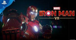 Iron Man VR, trailer de lanzamiento