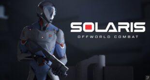 Solaris Offworld Combat, trailer para PSVR
